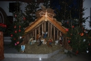 Żłóbek – dekoracja – Boże Narodzenie 2012