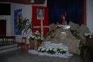 Grób Pański – dekoracja – Wielkanoc 2013